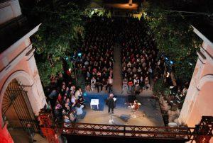 Concerti nei giardini fotografia di Stefania Perrone