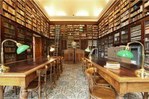 Sala Lettura Elio Migliorini