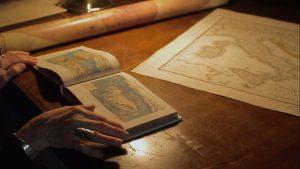 Sfoglio Rosaccio in Biblioteca