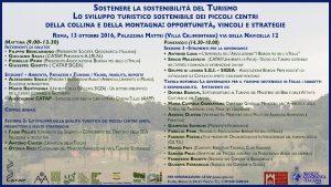 Riflessi della nuova Politica Agricola Comune 2014-2020 sull'ambiente e sul paesaggio in Italia