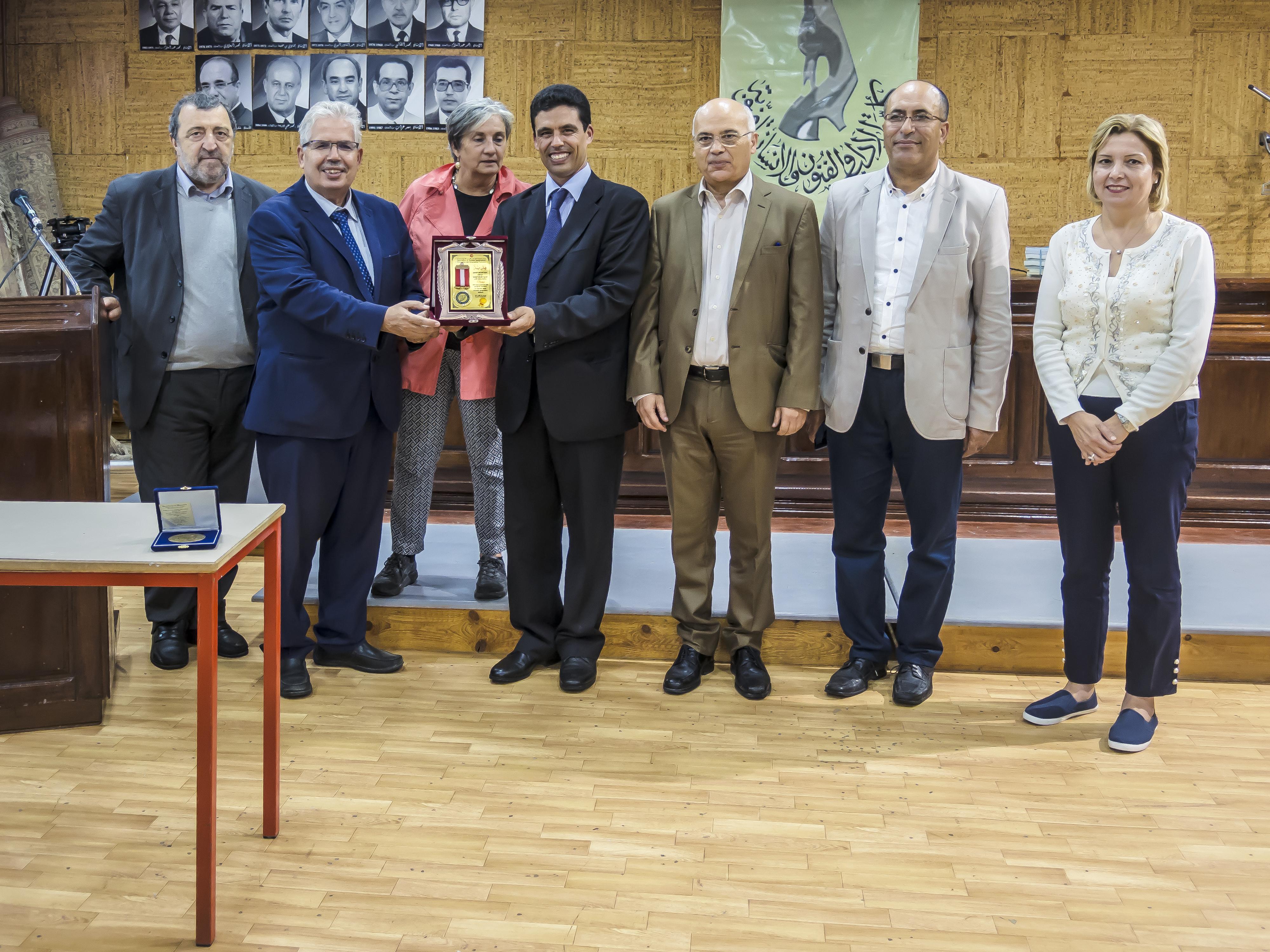 Incontro istituzionale - Università La Manouba di Tunisi