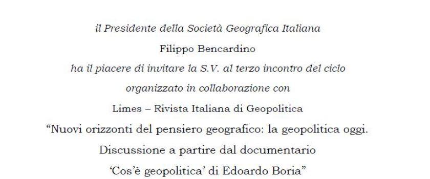 """Inaugurazione della mostra """"L'Appia ritrovata in cammino da Roma a Brindisi"""""""