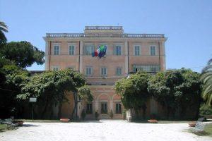 Palazzina Mattei - Sede della SGI