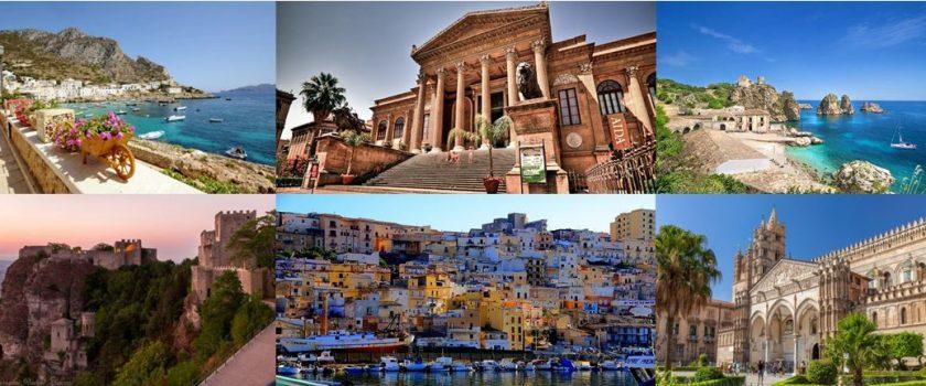 (Italiano) Viaggio in Sicilia della SGI