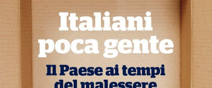 (Italiano) Italiani poca gente. Il Paese ai tempi del malessere demografico
