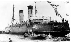 Il Rompighiaggio Krassin nel 1928
