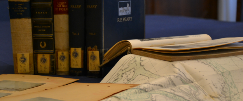 (Italiano) 20 febbraio 1920.  Cento anni dalla morte dell'esploratore polare Robert Peary.