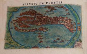 Giuseppe Rosaccio, Viaggio da Venetia a Costantinopoli,1598