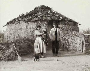 Capanna dell'Agro Pontino, 1928 ca.