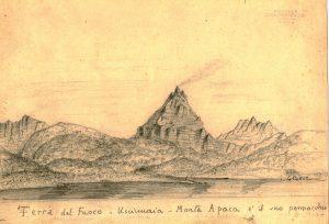 Giacomo Bove, Terra del Fuoco dai Diari di viaggio 1884