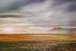 Piana del Fucino Foto di Claudio Parente