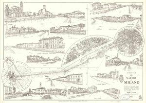 Navigli (fonte: Archivio cartografico della Società Geografica Italiana)