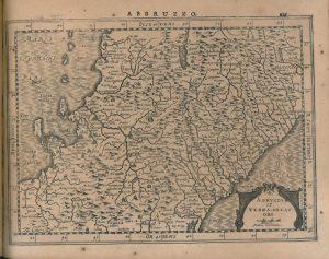 Gerardo Mercatore, Atlas sive Cosmographicae meditationes de fabrica mundi et fabricati figura, 1632
