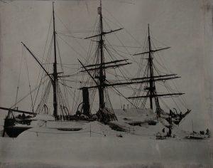 "Reginald W. Skelton, La ""Discovery"" nei quartieri d'inverno, 1901-1903"
