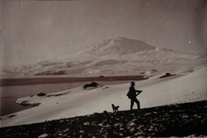 Reginald W. Skelton, Monte Erebus, 1901-1903