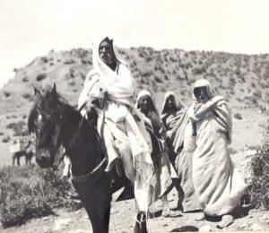 Mohamed Bugalia, Capo Arabo - Foto Sanfilippo