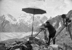 Spedizione Dainelli nel Karakorum 1930
