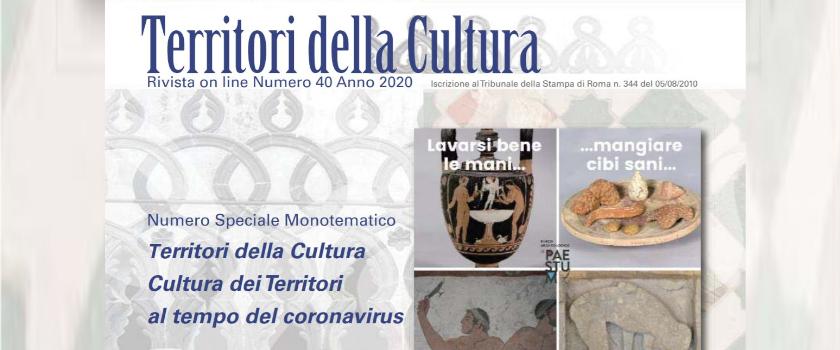 (Italiano) Strategie per la fruizione e la valorizzazione del patrimonio culturale in tempo di pandemia