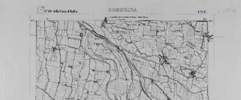 (Italiano) Rotary e Rotaract Club Soresina contribuiscono al restauro di carte geografiche