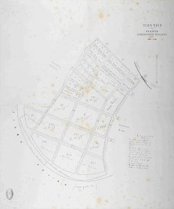 Pianta della concessione italiana di Tientsin, [s.d.]