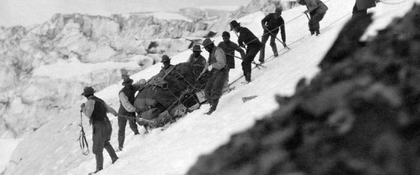 Pionieri italiani in Alaska. La spedizione del Duca degli Abruzzi al Monte S. Elia nel 1897.