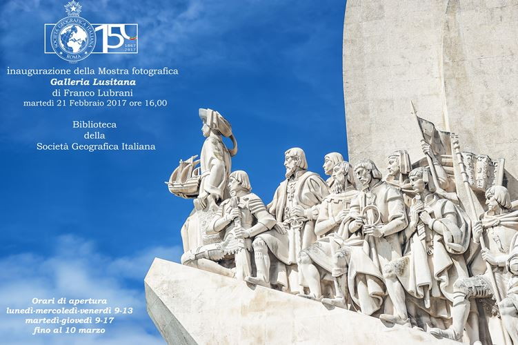 """Inaugurazione della Mostra fotografica """"Galleria Lusitana"""""""