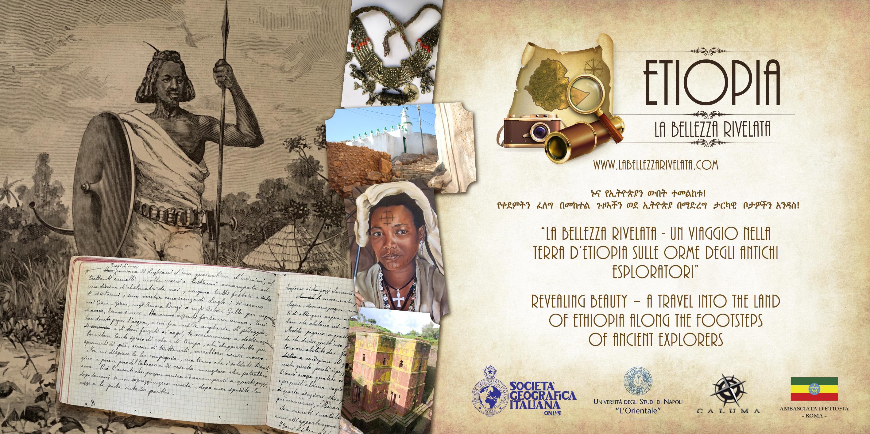 La bellezza rivelata – un viaggio nella terra d'Etiopia sulle orme degli antichi esploratori