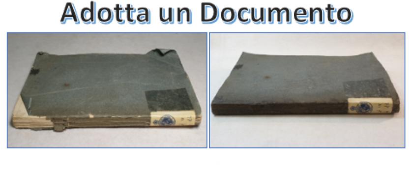 Restaurato il documento adottato da Paolo Casetti