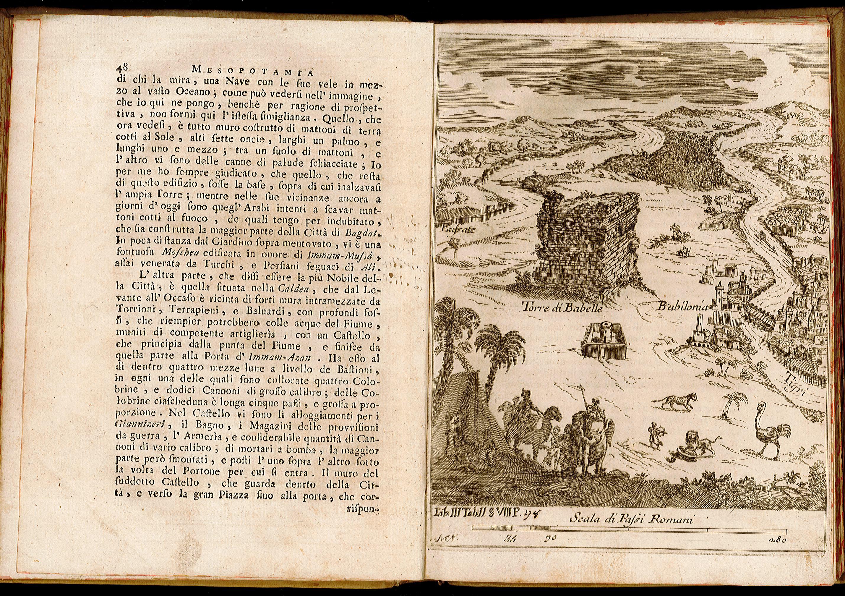 """""""Surveys of Ancient Babylon"""". I resti dell'antica Babilonia in una carta della Società Geografica Italiana"""