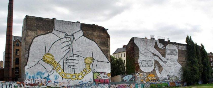 Ah, Berlin! Berlin, Du bist arm aber sexy