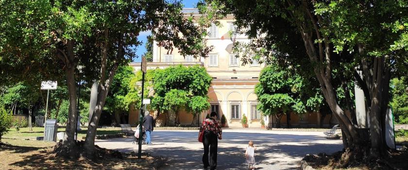 Chiusura estiva della Società Geografica Italiana