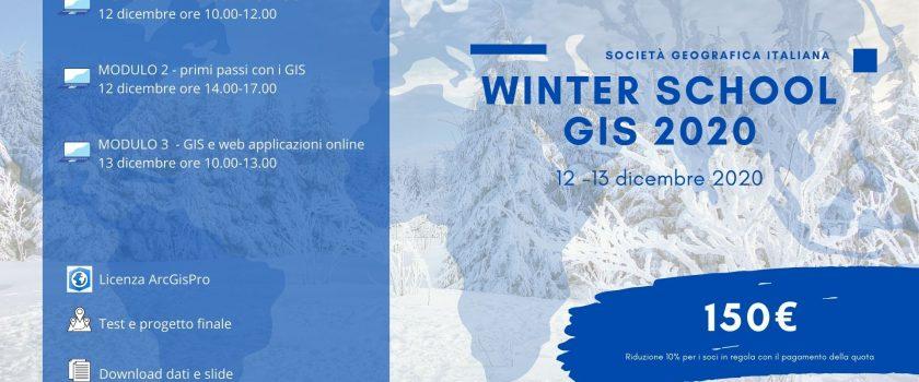 Winter School GIS 2020