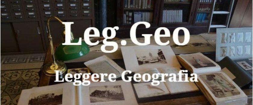Leg.Geo – Leggere Geografia