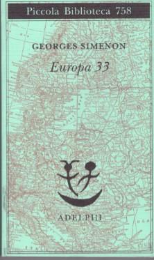 Leg.Geo – Europa 33 di Georges Simenon
