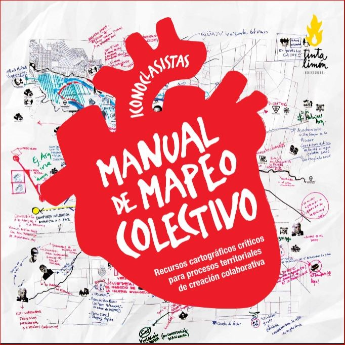 Leg.Geo – Manual de mapeo colectivo di Julia Risler e Pablo Ares