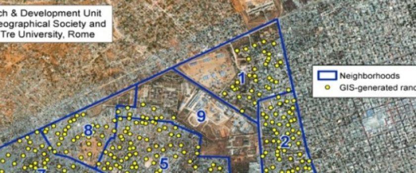 Italiana la prima mappatura in Somalia del Covid