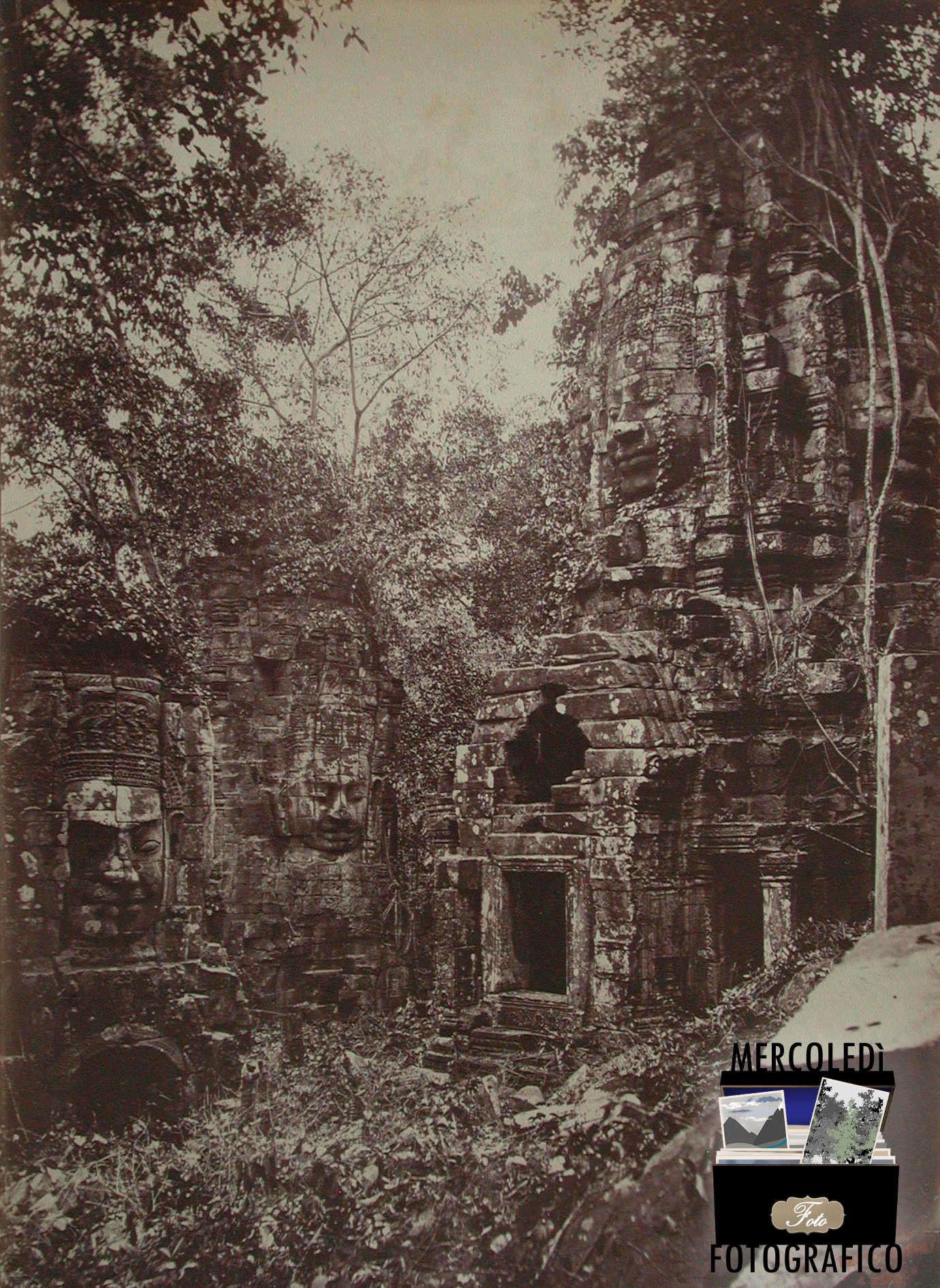 Mercoledì Fotografico –  La città perduta di Angkor Thom
