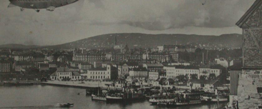 Un Webinar all'Università NORD di Bodø (Norvegia) il giorno 15 Aprile