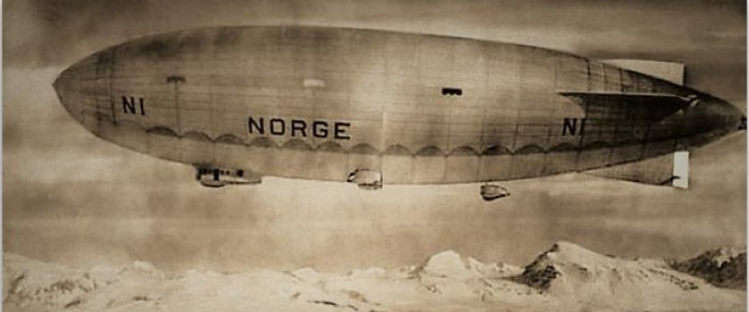 95 YEARS AGO, THE «NORGE» – International Joint Commemoration