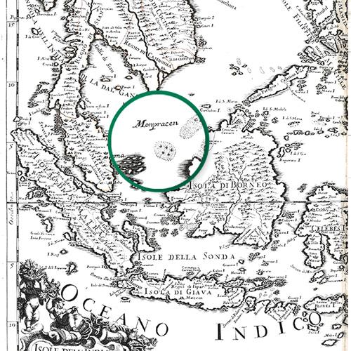 Venerdì Cartografico – Le tigri di Mompracem