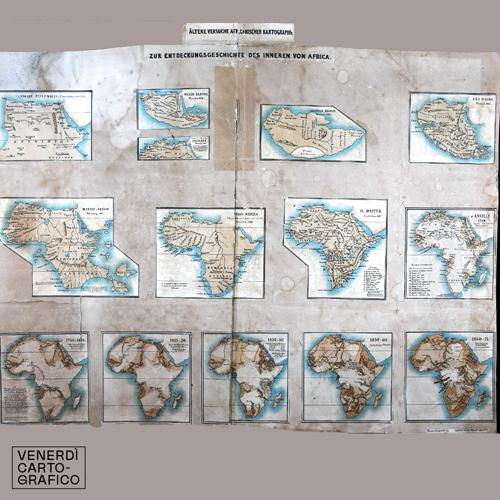 Venerdì Cartografico – Il disegno cartografico del continente africano