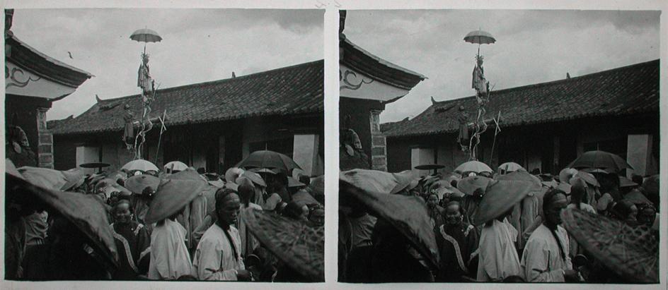 Mercoledì Fotografico –  Angoli e volti di Yunnanfou. La Cina d'un secolo fa