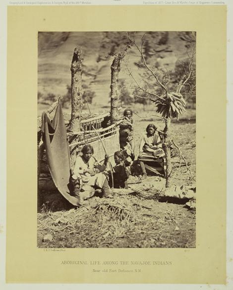 Mercoledì Fotografico –  Diario tra i nativi del Far West. Con Wheeler e O'Sullivan a ovest del 100° meridiano