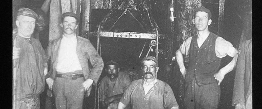 I minatori italiani nell'Africa Australe di fine '800