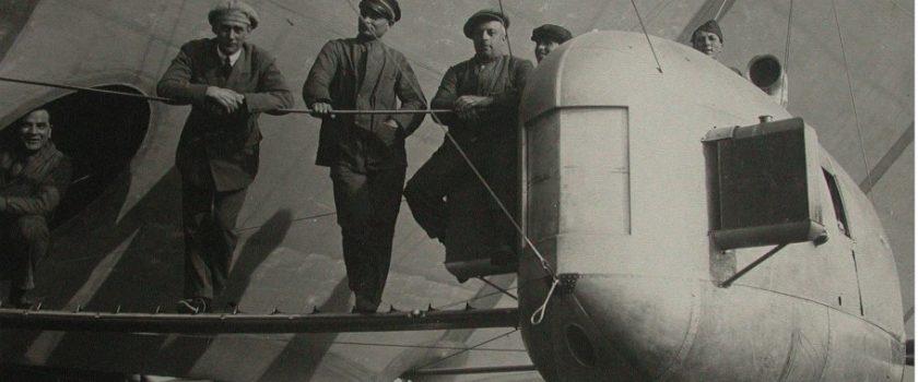 Il viaggio del dirigibile «Norge»